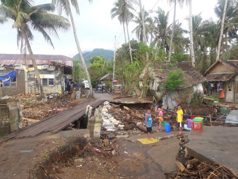 ShelterBox hilft Familien auf den Philippinen nach Taifun Kai-tak