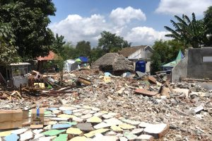 Erdbeben in Indonesien 2018