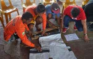 Training Schulung Shelter Kits