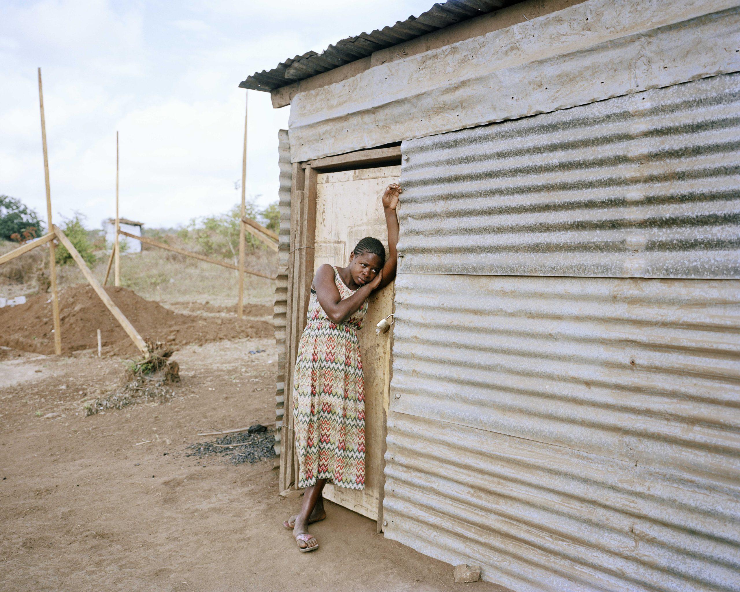 Kunyumba bedeutet Zuhause. Die ShelterBox Katastrophehilfe hilft dabei, ein neues Zuhause zu erschaffen