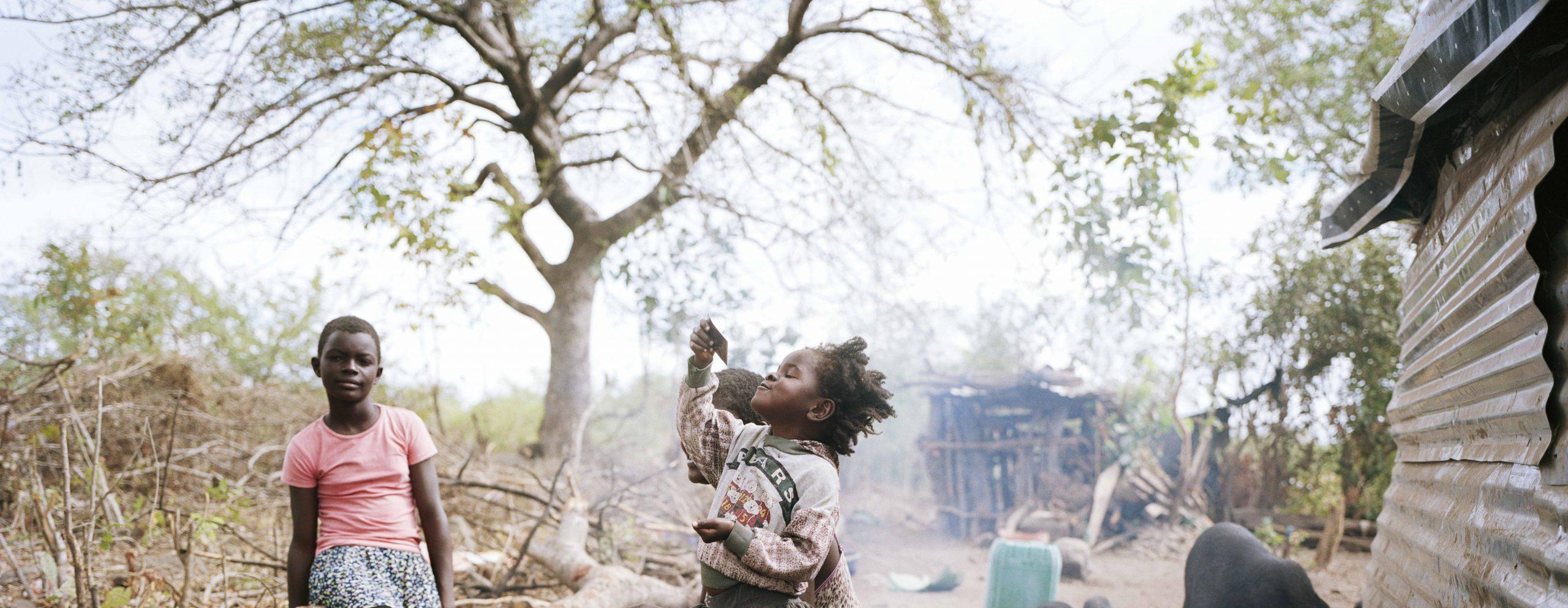 Unsere Katastrophenhilfe wirkt, indem sie Hoffnung auf ein neues Leben spendet.
