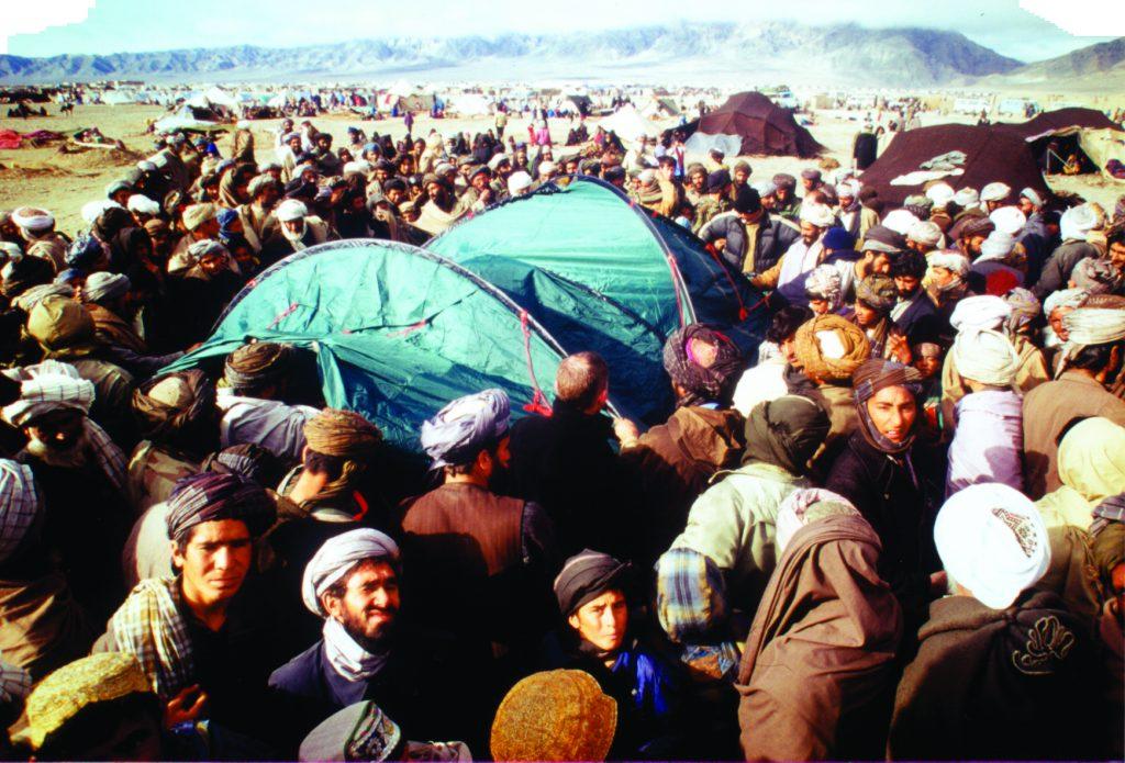 KONFLIKTE IN AFGHANISTAN UND ANGOLA