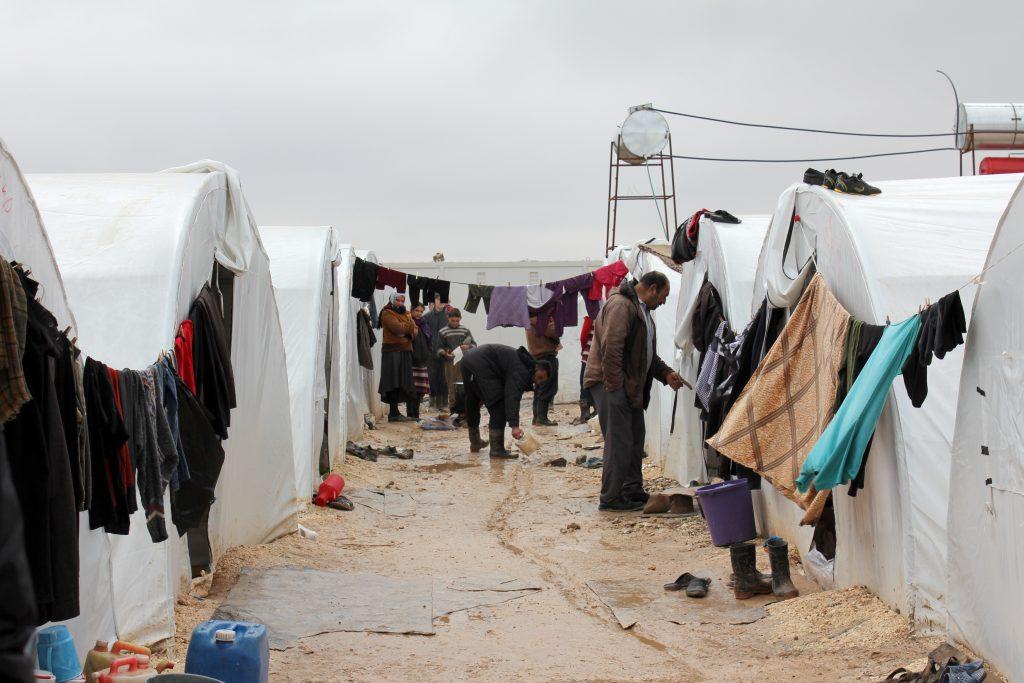 HILFE FÜR FAMILIEN UND GEMEINSCHAFTEN IN SYRIEN