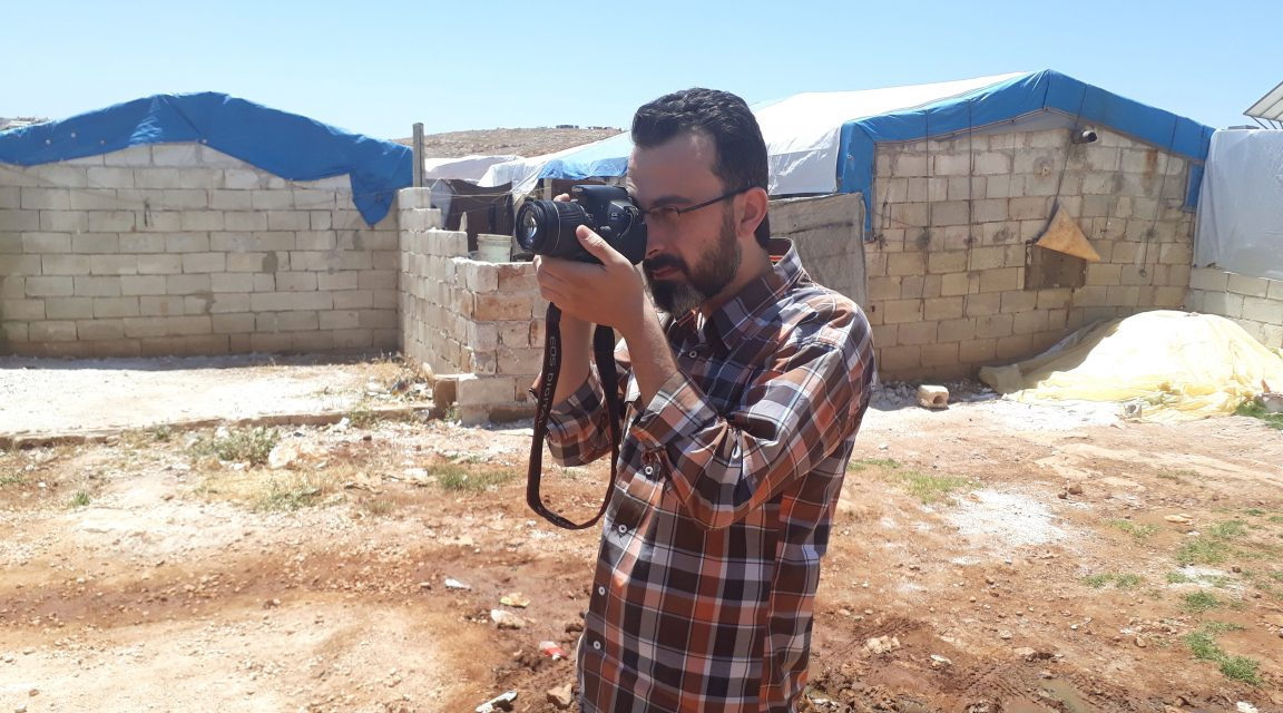 Fotograph in Syrien