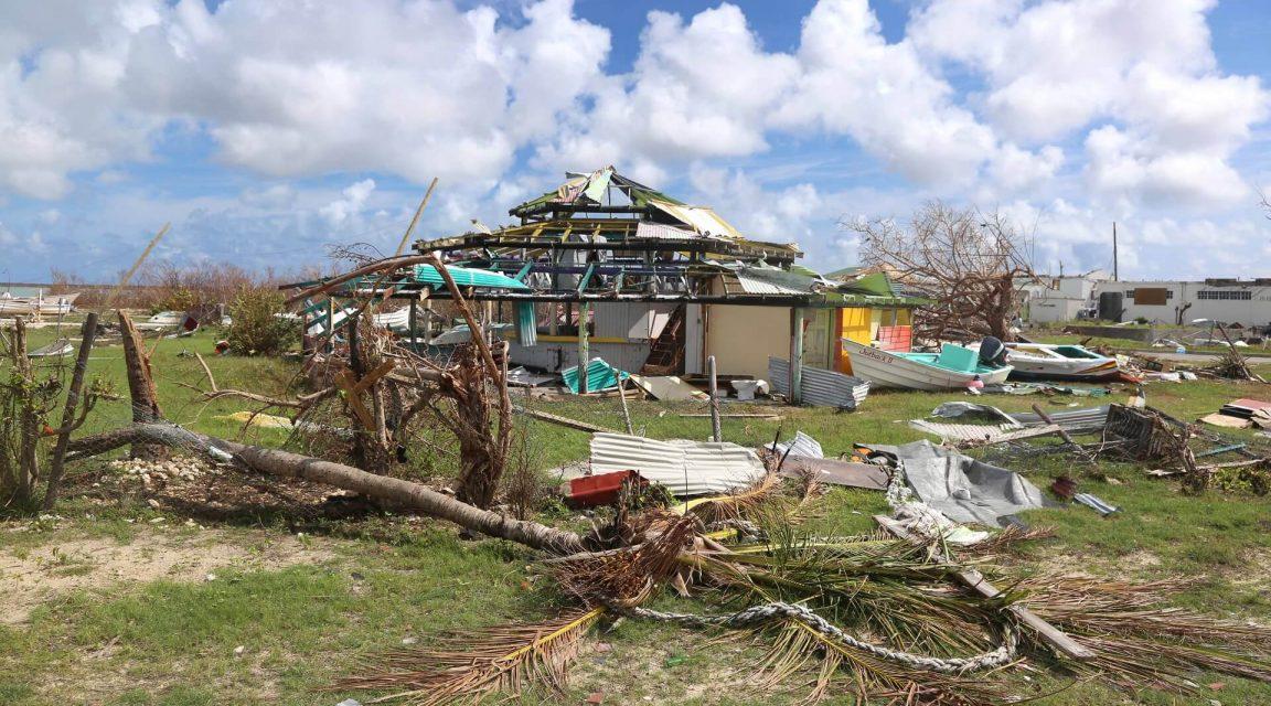 Hurrikansaison 2020, ShelterBox