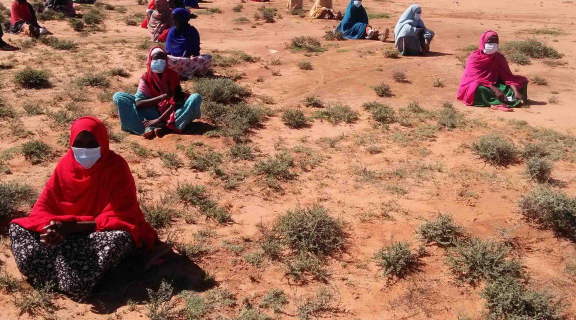 Desertifikation: ShelterBox Einsatz in Somaliland wegen einer Dürrekatastrophe