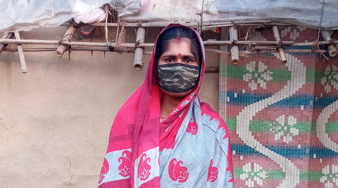 Monsunregen in Indien: Wasserfilter für Minati