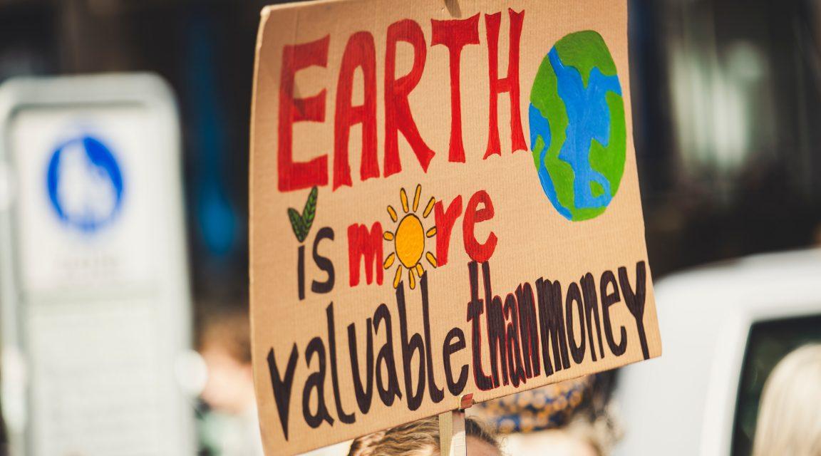 Earth Day 2021: Bild von Markus Spiske bei Unsplash