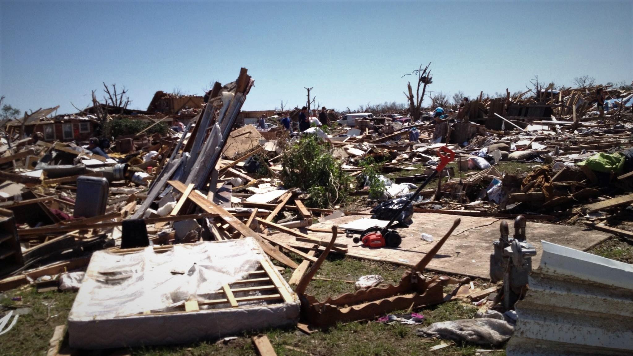 Die Wucht der Winde: Die zerstörerische Kraft von Tornados