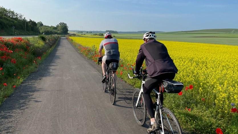 ShelterBox Fahrradtour